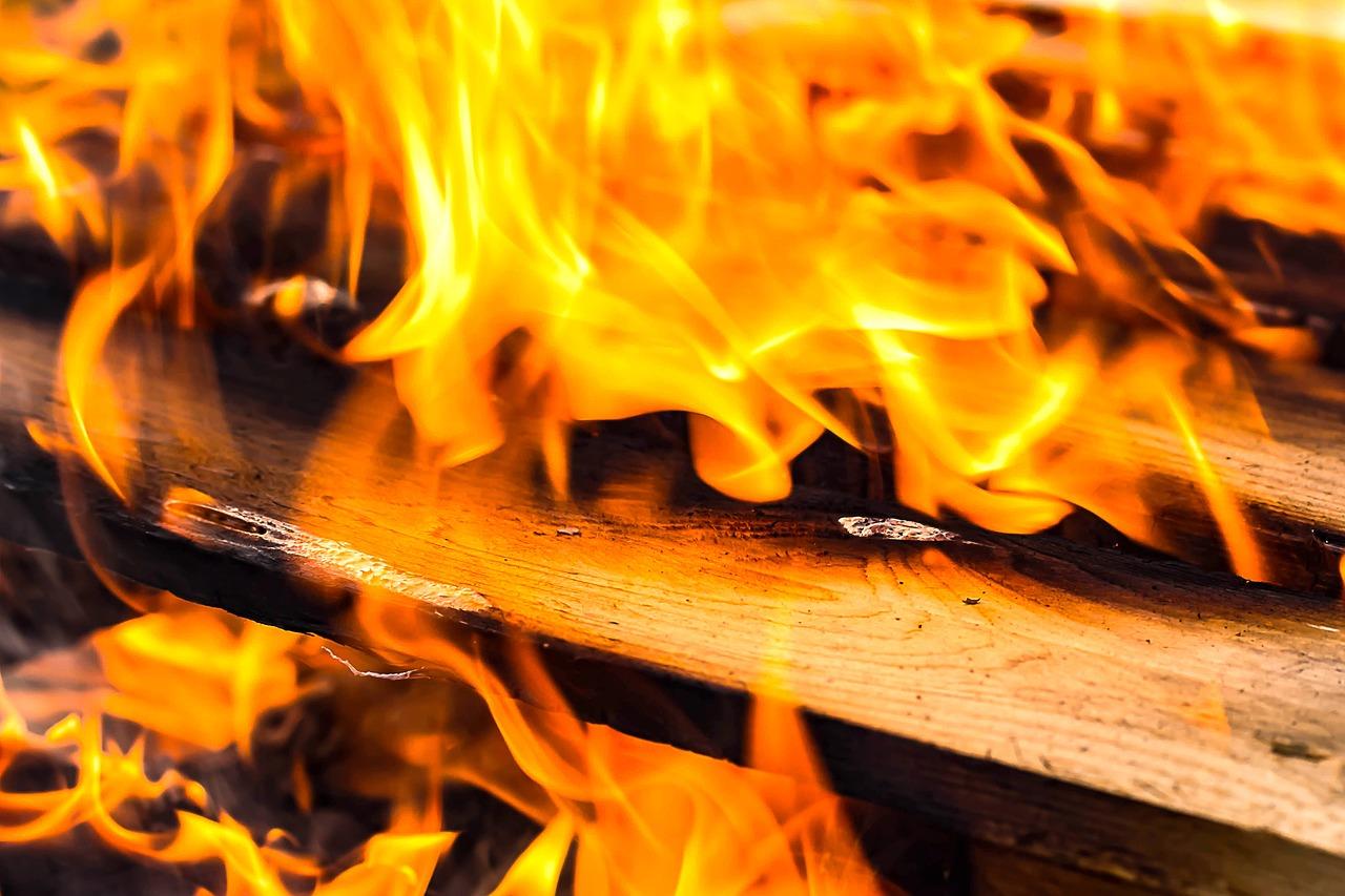 Jak rozpalić kominek