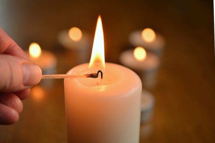 Świeczki dekoracyjne